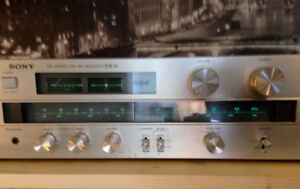 SONY STR-V2 Stereo Receiver **$110**