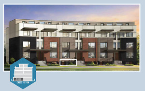 Downsview Park Townhouse 1BR+Den For Assignment
