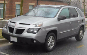 2001-2005 PONTIAC AZTEK OEM & Aftermarket PARTS Blowout Sale!