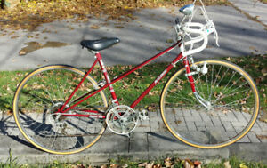 Raleigh Mixtie 'Vintage' Record Ace 10 speed.