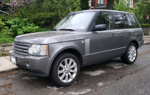 Excellent Condition 2009 Land Rover Range Rover