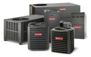 HVAC - DUCTWORK - ACs - FURNACES - WATER HEATERS