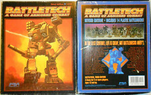 3rd edition Battletech starter set