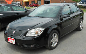 2009 Pontiac G5 Sedan SUMMER WARRANTY SPECIAL