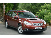 Subaru Outback 2.0D NavPlus 2012MY SE AWD Leather.