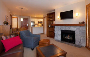 Enjoy the True Ski in Ski Out! 2 Bdrm,Walk to Everything in Whis