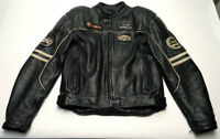 Cuir Moto BLH Leather Motorcycle Jacket