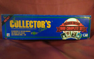 1989 UPPER DECK The Collector Choice FACTORY SET Griffey Rookie