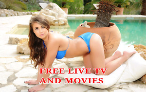 Android Box Custom Programmed live TV Channels Movies Sports