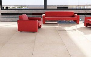 Ivory Travertine Tiles 1st Grade Travertine 610x610x12mm Seven Hills Blacktown Area Preview