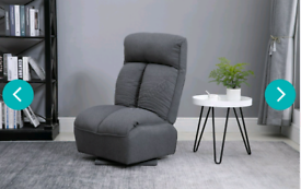 WestWood Recliner Swivel Chair Lazy Sofa Fabric