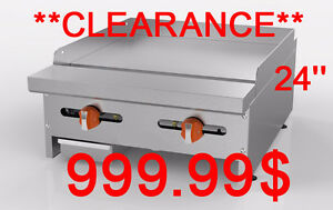 HUGE CLEARANCE ON GAS EQUIPMENT