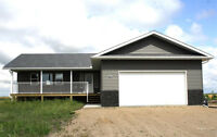 Brand new home in Melfort!