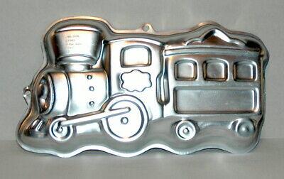 Wilton Train Cakes Aluminum Cake Pan - 2003 - #2105-2076 - Train Cake Pan