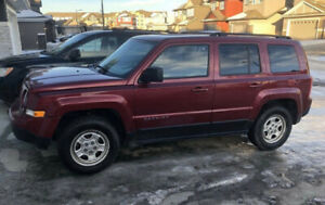 Jeep Patriot 4x4 - Accident Free *Price Reduced*