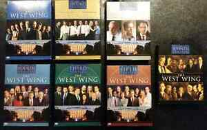 The West Wing complete series on DVD