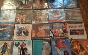 20 LASERDISC MOVIESIn excellent used condition$55 for the lot