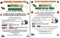 FREE- SCAREFAIR-Haunted Wagon Rides-Mactaquac Park-Sat. Oct.22nd