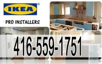 •• Design and Install an IKEA KITCHEN Today . .