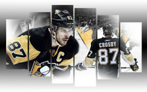 Cadres (décorations) de sports NHL, NFL, MLB, NBA, MLS