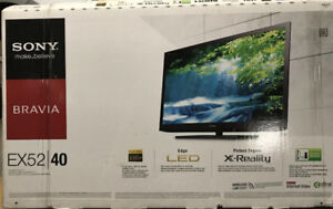 """SONY Bravia EX52 40"""" in great condition for sale"""