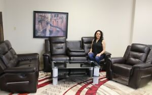 SOFA SET SALE!!!, $1499 3pcs, sofa love seat and chair,