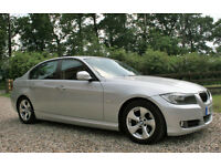 2011 BMW 320D EFFICIENT DYNAMICS 4 DOOR 2.0L SALOON WARRANTIED LOW MILEAGE FSH