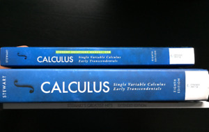 UofT MAT135/136 Calculus Text Book and Solutions Manual