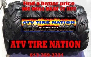 "CST Wild Thang 25"" FULLSetof 4 Sale AT - ATV TIRE NATION"