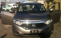 2011 Nissan Quest S with Navigation, Back up Camera
