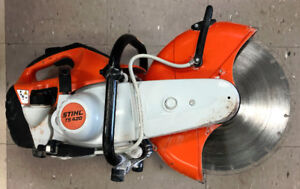 Stihl TS 420 concrete saw w/ warranty $749.99