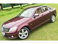Mercedes-Benz C180 Kompressor Elegance**Amazing Example,LOW MILES WITH FSH!**