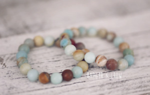 Bohemian Inspired Natural Stone Bracelets & Necklaces