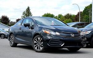 2014 Honda Civic Coupe Ex TOIT MAGS