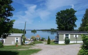 WATERFRONT - PARK MODEL 2 BEDROOM 12X44 WITH 12X8 PORCH Peterborough Peterborough Area image 7