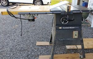 "10"" cast iron   Rockwell / Beaver Table Saw"