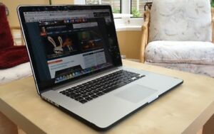Core i7 Turbo FAST Macbook Pro Retina - DUAL GRAPHICS -