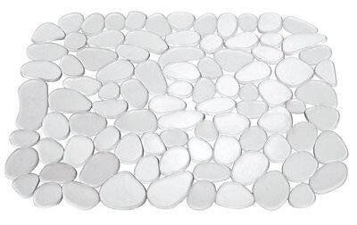 InterDesign  10.8 in. H x 10.8 in. W x 12.3 in. L Plastic  Sink Mat  Clear