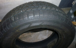 tire Nordia Ice Track P215/65R15 95S M&S