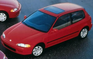 Looking For: 1992-1995 Honda Civic Si Hatchback