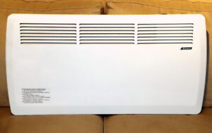 Garrison CONVECTION Wall HEATER w/ Thermostat, 240V, 2000W, EXC!