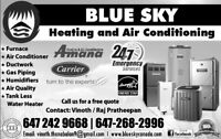 furnace service and maintenance