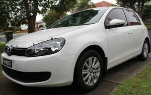 2011 VW Golf - Tint, Full Dealer Service History - Immaculate Waratah Newcastle Area Preview