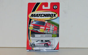 Matchbox Chevy Suburban 1:64 Scale Diecast