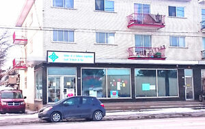 Commercial space for rent, busy street, 2650sf RDC+2650sf SS