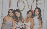 "PHOTO BOOTH FOR YOUR SPECIAL DAY !! -- ""BEST BOOTH I HAVE SEEN"""