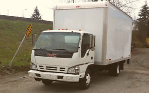 gmc truck ton buy or sell heavy equipment in british columbia isuzu npr gmc w4000