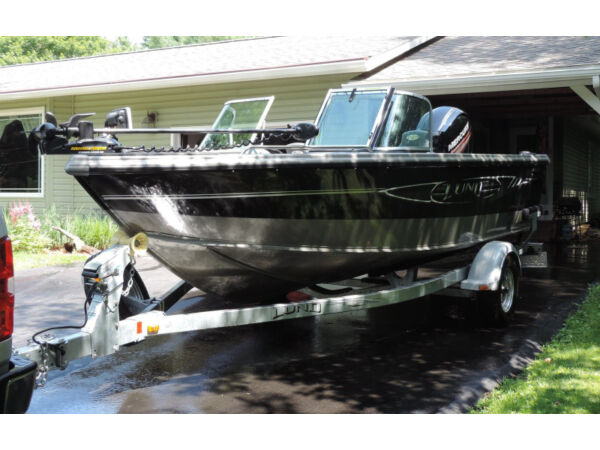 Used 2013 Lund Boat Co 1800 Tyee