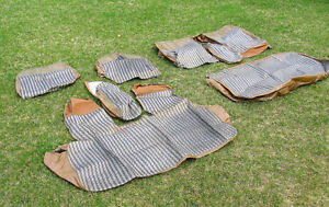 VINTAGE SEAT COVERS FOR 1963-1964 CADILLACS   !!!