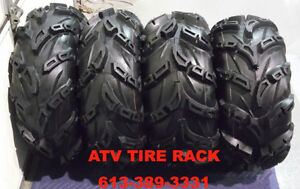 "CST WILD THANG 26"" SET OF 4 TIRES -- ATV TIRE RACK Canada"